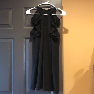 Alythea black sleeveless dress